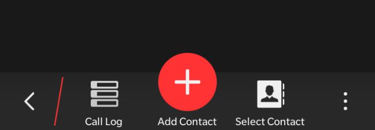 Three way to Enter Block Phone Number/Name